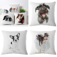 Pillow Case Cushion Case Dog German shepherd series Home Decor