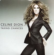 CD Single Céline DION	Taking chances 3-track CARD SLEEVE ++ RARE NEW SEALED  ++