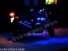 BLUE LED 5MM LIGHTS FITS ALL HONDA HARLEY SUZUKI TRIUMPH YAMAHA HARLEY BIKES