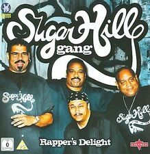 Back to the Old School: Rapper's Delights by The Sugarhill Gang (CD,...