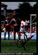 H. Salihamidzic Super AK Foto Bayern München 98-99 (1) Orig. Signiert