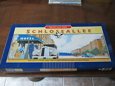 Schlossalle- German Language ab Holz Würfel Parker Brothers - 1985