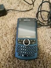 Samsung Saga SCH-I770 - Blue (Verizon) Smartphone