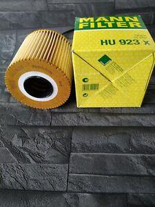 MANN HU923X Oil Filter (U)