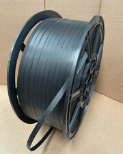 More details for pallet strapping coil -  12mm x 1500mtr - black - heavy duty