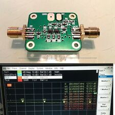 10khz-1ghz 10dbm rf Broadband low noise amplifier LNA modules vhf uhf Amplificateur
