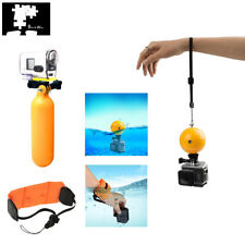 Water Accessories Kit Floating Ball Hand Grip Strap for Sony Action Cam Camera