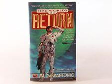 Very Good! Return (Five Worlds #3): by Al Sarrantonio (1st Edition PB)