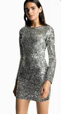 a.l.c. Aliya Sequin Mini Dress XS