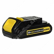 Dewalt DCB207 20V Max Lithium Ion Battery New for DCD771 DCB112 DCB101 DCD780