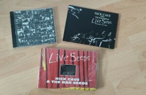 Nick Cave And The Bad Seeds - Live Seeds - CD.