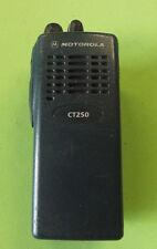 Motorola CT250 UHF Handheld Radio AAH34RDC9AA1AN with Battery @1