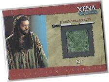 "Xena The Warrior Princess Season 6 (Six) - R10 ""Eli"" Costume Card (B)"