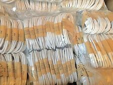 20x Wholesale Lot White Black Micro USB Cable Charger Cord Samsung Galaxy S2~S7