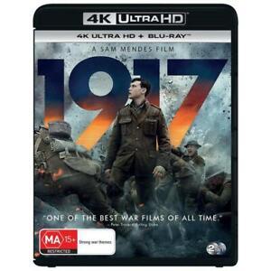 1917 4K Ultra HD Blu-Ray **Region Free**