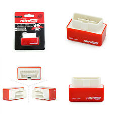 Car Truck SUV OBD2 Performance Tuning Chip Box For Diesel Vehicles Plug & Drive