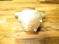 OEM Johnson Pump F4B-9 10-24335-01 Bronze Impeller Pump Alaska Diesel M643 M673