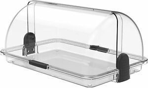 Biesse Casa Bread, Pastry, Cup Cakes, Donuts Bin / Display Cabinet, 38x26x17cm