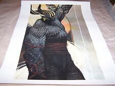 Dragon Age: Inquisition Seven of Coins Tarot Card Giclee #107/300