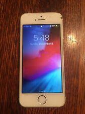 Apple iPhone 5s - 16GB - Silver (Locked)