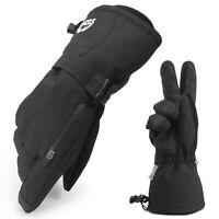 STOMP Waterproof Ski/Snow Gloves Winter Warm 3M Thinsulate Snowboard Snowmobile