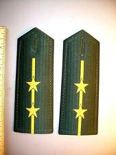 China PLA Military Shoulder Boards Uniform Epauletts Chinese