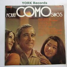 PERRY COMO - Perry Como Sings - Excellent Con LP Record RCA Camden CDS 1091