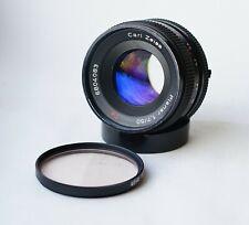 Carl Zeiss Planar f/1.7 50mm T* Lens MMJ Contax C/Y mount