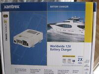 Xantrex Tech TRUECharge2 Lightweight Battery Charger 12V 40A 3 Bank 804124002 LC