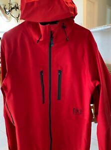 Men's Ski Parka, AK Burton -Red