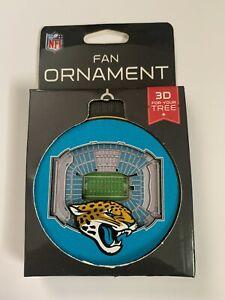 NFL Jacksonville Jaguars 3D Stadium View Ornament