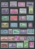 1944-1959 - Commemorative Year Sets - US Mint Stamps-LOW PRICES UNTIL SOLD OUT