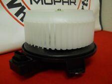 Jeep Wrangler 2007 - 2010 A/C Fan heater blower motor & wheel assembly Mopar OEM