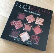 Huda Beauty Mauve Obsessions Eyeshadow Palette 10g Fast