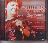 Billie Jo Spears - Billie Jo Spears Sings Country  (CD) (2001) New