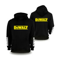 Power Tool Workwear tradesman HOOD HOODIE Dewalt inspired all sizes FREEPOST UK