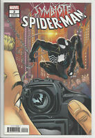 SYMBIOTE SPIDER-MAN #2 ALEX SAVIUK (1:25) VARIANT Venom Marvel 2019 NM- NM