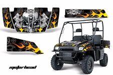 AMR Racing Polaris Ranger 500/700 UTV Graphic Kit Wrap Decal Part 04-08 MOTORHD