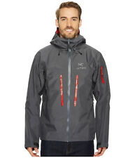 ARCTERYX Alpha SV Jacket 2019 | Pilot Grey Gore-Tex Pro Size XL | LT AR Beta