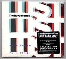 The Raveonettes LUST LUST LUST Sune Rose Wagner & Sharin Foo 2008 CD Album NEW