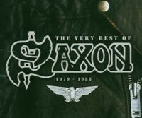 """SAXON """"THE VERY BEST OF"""" 3 CD BOX NEW"""