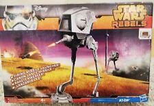 Star Wars Rebels Actionfiguren Fahrzeug: AT-DP