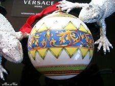 Rosenthal Versace Russian Dream Porzellankugel Weihnachtskugel Neu & OVP