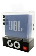 JBL Go Portable Bluetooth Wireless Speaker Blue In Retail Authentic