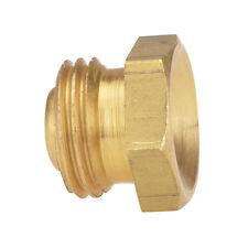 """G 1/8"""" [100 pièce] DIN 3405 d1 entonnoir lubrification mamelons en laiton"""
