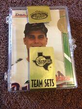 Texas Rangers Topps Stadium Club Team Set Factory Sealed 1993 Nolan Ryan Card