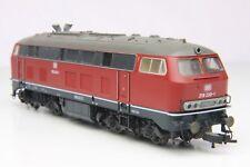 Fleischmann H0 4238 Bundesbahn Diesellok 218 230-1 Ep. IV DB altrot neuwertig