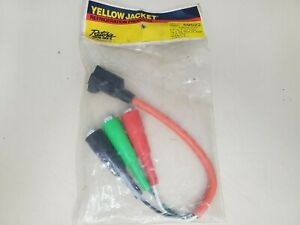 BRAND NEW RITCHIE YELLOW JACKET # 69522 15 AMP TEST LEAD SET - FREE SHIP