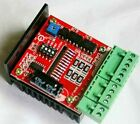CNC Single Axis TB6600 4.5A 2 Phase Stepper Motor Driver Controller Board 12v-36