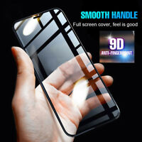 9D Full Cover Tempered Glass For iphone 6/7/6s/8/plus/X Screen Protector Film ES
